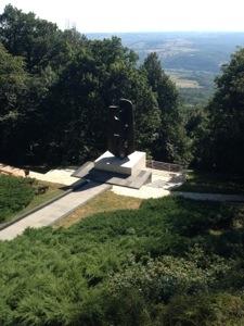 Memorial to the Soviet War Veterans