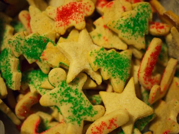 spiced sugar cookies
