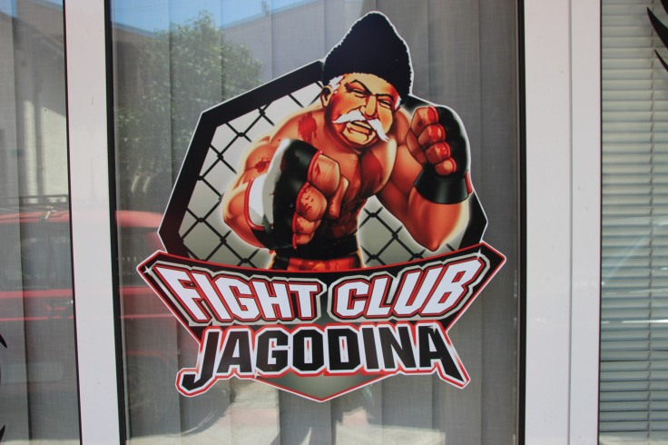 jagodina fight club