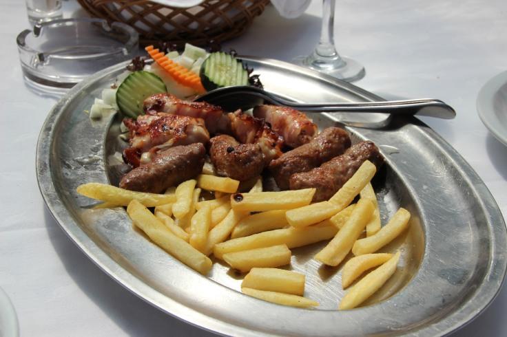 serbian meat