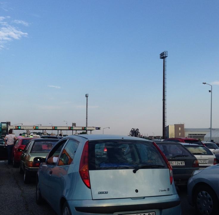 toll traffic