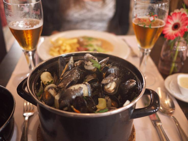 Grant's moules frites