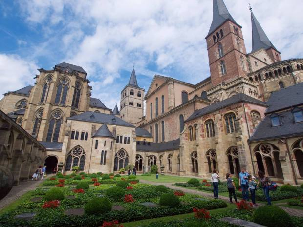 Cathedral in Trier, Germany