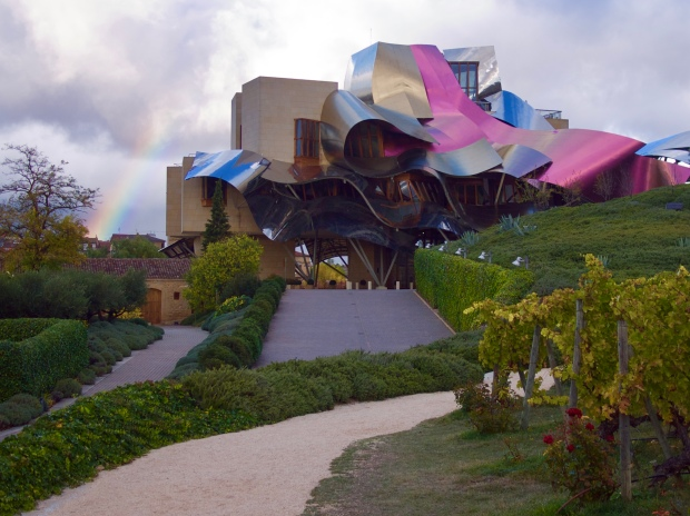 Marques de Riscal (Photo by Grant Morrow)